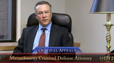 Criminal Appeals - Video Vault