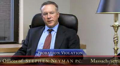 Violation of Probation - Video Vault